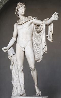 L'Apollon du Belvédère