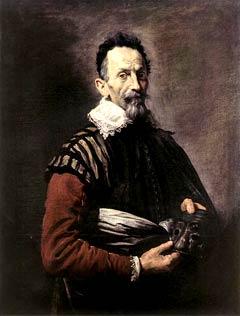 Portrait présumé de Monteverdi par Domenico Feti