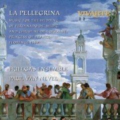 La Pellegrina par l'ensemble Las Huelgas