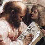 Pythagore, par Raffaello