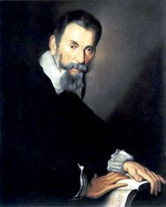Portrait de Monteverdi par Bernardo Strozzi, vers 1640