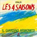 Les Quatre Saisons par le Giardino Armonico