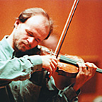 Le violoniste Thomas Zehetmair