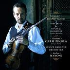 Les Quatre Saisons de Carmignola pour le label Sony