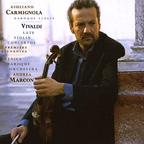 Le second album Vivaldi de Carmignola chez Sony