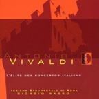Le second album Vivaldi de l'Insieme Strumentale di Roma