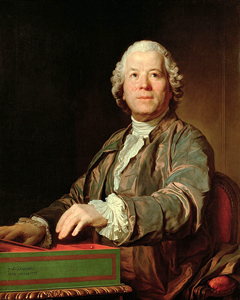 Christoph Willibald, chevalier von Gluck (1714-1787)