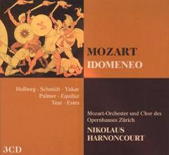 L'Idomeneo d'Harnoncourt, enregistré en 1980