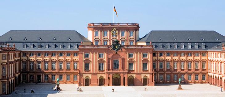 Le château de Mannheim