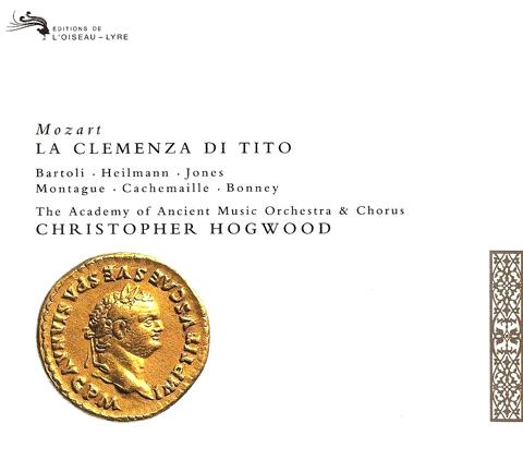 La Clemenza di Tito dirigée par Christopher Hogwood