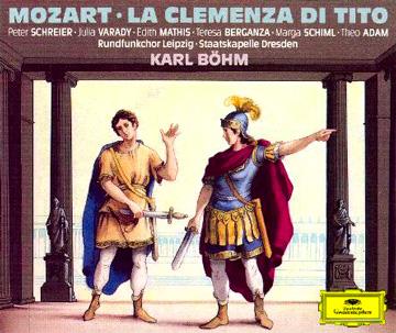 Témoignage d'un mozartien d'exception, La Clemenza di Tito par Karl Böhm